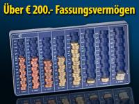 Euro-M&uuml;nzbrett f&uuml;r alle<br />Euro- und Cent-M&uuml;nzen