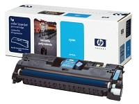 hp Original Toner-Kartusche C9701A, cyan hp Original Toner Cartridges für HP Laserdrucker