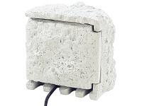 royal gardineer gartensteckdose mit zeitschaltuhr ip44 230v. Black Bedroom Furniture Sets. Home Design Ideas
