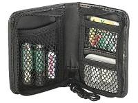 Xcase Tasche f&uuml;r Akkus,<br />Batterien und Speicherkarten