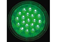lunartec hochvolt led leuchtmittel 230 volt gu10 20 leds gr n. Black Bedroom Furniture Sets. Home Design Ideas