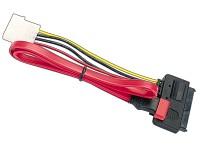 SATA Anschlusskabel<br />&quot;All-in-One&quot; (Daten- und Stromka...