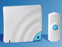 freetec mp3 t rklingel funkklingel mit voicerekorder 10 sek 32 t ne zusatzklingel. Black Bedroom Furniture Sets. Home Design Ideas