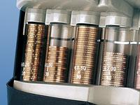 Geld Rollen Maschine