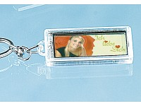 Your Design Blinkender Anhänger m. Solar-LCD-Display 4er-Set Your Design