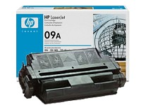 hp Original Tonerkartusche C3909A (No.09A) hp Original Toner-Cartridges für HP-Laserdrucker