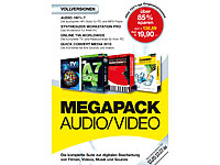 Megapack<br />Audio/Video