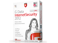 G DATA Internet Security 2012 - 2 PCs G DATA