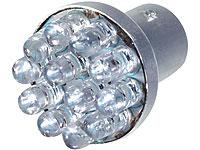 LED-Autolampe 21/5 W,<br />12 LED, wei&szlig;, 1 St&uuml;ck