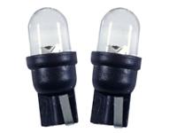 LED-Standlichtlampe<br />(W2,1x9,5d), wei&szlig;, 2 St&uuml;ck