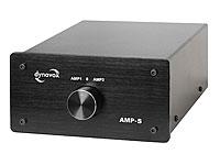 Dynavox Verst&auml;rker-<br />/Boxen-Umschalter AMP-S, schwarz