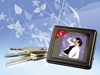 Somikon Digitales Mini-<br />Fotoalbum mit Farb-LCD-Displa...