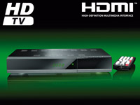 auvisio Digitaler HD-Sat.-Receiver, CI-Slot, Mediaplayer (refurbished) auvisio HD-Sat-Receiver