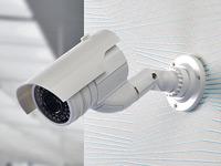 VisorTech Profi-<br />&Uuml;berwachungskamera-Attrappe/Dummy mi...
