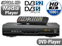 auvisio Digitaler 3in1<br />HD-Sat-Receiver &quot;DSR-290.DVD&quot;...