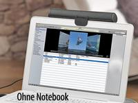 auvisio Federleichter<br />USB-Stereo-Lautsprecher