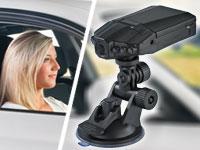 NavGear Auto-DVR-Kamera<br />MDV-2250.IR mit TFT &amp; Bewegu...