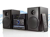 auvisio Micro-<br />Stereoanlage mit DVD/ USB/ SD-Karte &quot;M...