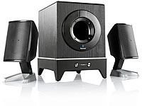 auvisio Aktives<br />Bluetooth-2.1-Soundsystem MSX-310.BT...