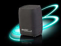 auvisio Portabler<br />Bluetooth-Aktiv-Lautsprecher MSS-1...