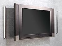 auvisio Aktive Stereo-<br />Stab-Lautsprecher &quot;SSL-700.A&quot; ...