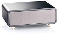 auvisio Bluetooth-<br />Lautsprecher MSS-440.bt mit USB-La...