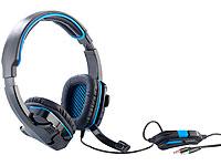 Mod-it Einsteiger-<br />Gaming-Headset mit Lautst&auml;rkeregle...