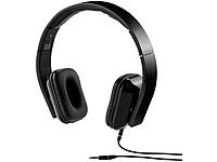 auvisio Stereo-<br />B&uuml;gelkopfh&ouml;rer OK-105.f klappbar, on-...