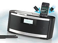 auvisio 2.1-Hifi-Sound-<br />Dock &quot;HSD-560&quot; f&uuml;r iPod &amp; iPh...