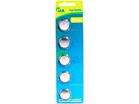 tka Lithium-Knopfzellen<br />CR2032 (BIOS-Zelle), 3 Volt,...