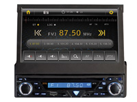 Creasono 7&quot; MP5-<br />Autoradio mit Touchscreen &amp; Bluetoot...