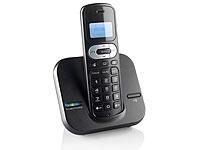 simvalley DECT-<br />Schnurlostelefon &quot;FNT-1050.easy&quot;, GAP...