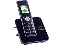 simvalley DECT-<br />Schnurlostelefon FNT-1060.komfort, GA...
