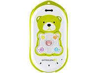 simvalley MOBILE Kinder-<br />Handy simlocate K1 mit Garan...