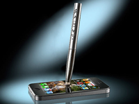 Callstel Touchscreen-<br />Eingabestift mit Bluetooth-Frei...