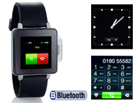 simvalley MOBILE Handy-<br />Uhr PW-315.touch Uhrenhandy