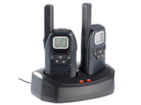 simvalley<br />communications Profi-Walkie-Talkie-Set PMR...