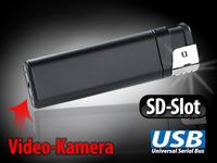 OctaCam 1,3-Mega<br />microSD Videokamera &quot;MC-720&quot; in Feu...