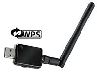 Mini-USB-WLAN-Stick,<br />150 Mbit (N-draft) mit abnehmba...