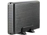 Xystec Externes USB3.0-<br />Geh&auml;use f&uuml;r 3,5&quot;-SATA-HDD &quot;HD...