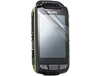 simvalley MOBILE<br />Display-Schutzfolie f&uuml;r Smartphone ...