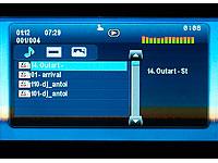 NavGear StreetMate 2-<br />DIN-Autoradio mit 6&quot;-Navi DSR-N...