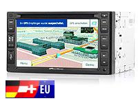 NavGear StreetMate 2-<br />DIN-Autoradio DSR-N 62 Europa (...