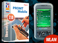 simvalley MOBILE Smartphone XP-45 mit Windows Mobile 6.1 VERTRAGSFREI simvalley MOBILE Android-Smartphones