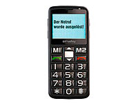 simvalley MOBILE<br />Seniorenhandy XL-915 mit Garantruf,...