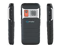 Komfort-Telefon mit<br />Notfall-Taste &amp; Kamera &quot;XL-959&quot; ...