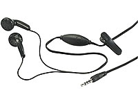 simvalley MOBILE<br />Reserve-Headset f&uuml;r Outdoor-Handy X...