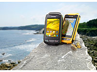 simvalley MOBILE<br />Outdoor-Smartphone SPT-800 DC, Andr...