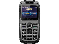 simvalley MOBILE GPS-<br />Outdoor-Handy XT-930, Dual-SIM,...