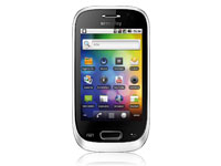 "simvalley MOBILE Dual-SIM-Smartphone mit Android 2.2 ""SP-60 GPS"" WHITE simvalley MOBILE Android Smartphones"
